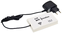 Telecomando WiFi E-Motion Light per smartphone / tablet 230 V