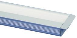 LED-Einbauleuchte Venice II E-Motion Light 24 V, auf Mass konfektioniert inkl. Endkappen, Zuleitung links