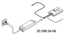 Amplificateur de signal L&S Emotion 12 / 24 V