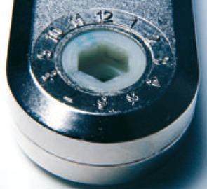 Compas pour abattants avec frein maxi