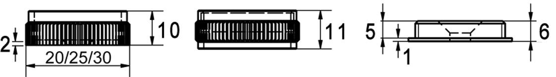 Schrankrohrlager