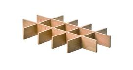 Sistema di suddivisione in legno VIBO