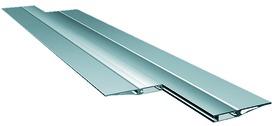 Ripiani in alluminio – Profilo terminale per sistema di scaffalature LOGO