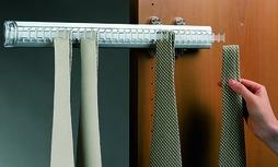 Porte-cravates extensible SERVETTO SELF SYSTEM