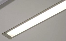 LED-Einbauleuchten Manila Plus