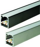 Profili per montaggio esterno LED L&S Bali senza diaframmi