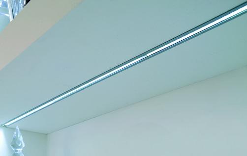 Profils d'encastrement LED L&S Manila IV sans ecrans