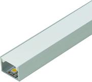 Anbauprofil ROM 22.6/15.6 mm mit Lichtblende