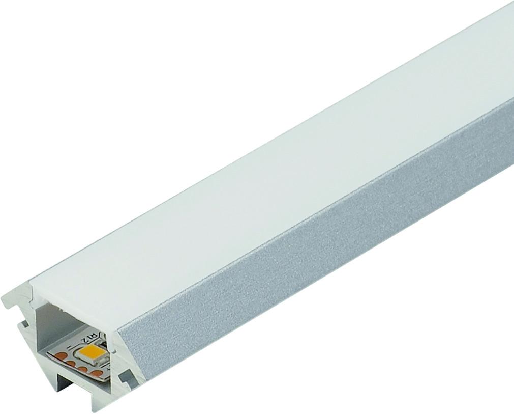 LED Anbauprofile ATHEN mit Lichtblende