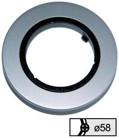 Abdeckringe Höhe 5.3 mm ohne Glas