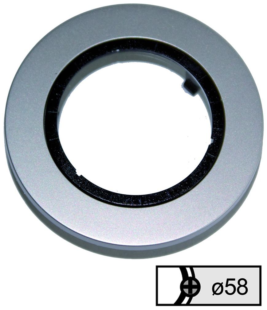 Anneaux de recouvrement L&S hauteur 5.3 mm sans verre