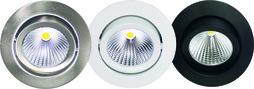 LED Deckeneinbau-Leuchtenset Flat 230