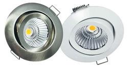 Kit di lampade LED per montaggio a soffitto Flat 230 V