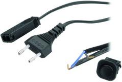 Interrupteur à bascule à encastrer HV2 230 V