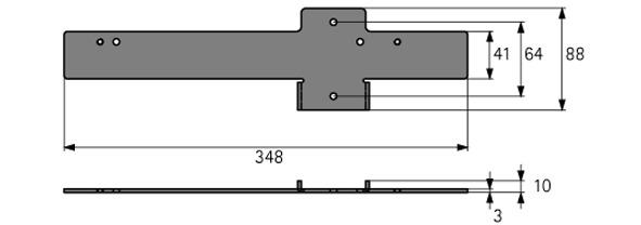 Quadro Adapter Amari 200