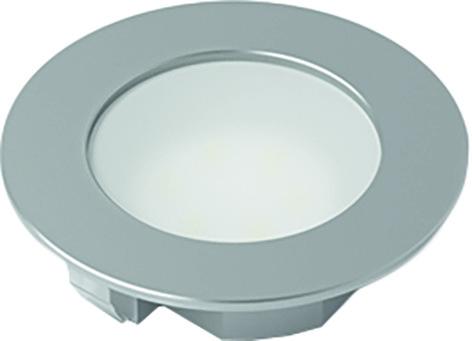 LED Ein-/Anbauleuchten 10er Set HALEMEIER Eco Spot 12 V