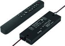 Interruttore/dimmer radio HALEMEIER S-Mitter MultiWhite² Smart kit