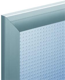 Aluminium Rahmenprofil