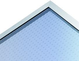 Profil de cadre en aluminium pour Slide Line 66 Vertico Synchro