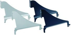 Blendstützen für Hängeregistratur-Rahmen und Breitwandschübe