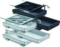 HETTICH Systema Top 2000 Kit estrazione semplice