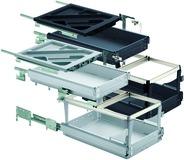 HETTICH Systema Top 2000 Kit estrazione semplice/totale