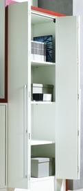 Ferrements pour portes pliantes HETTICH Wing Line 26, Forslide