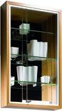Ferrements pour portes coulissantes HETTICH Slide Line 97, Inslide pour vitrines