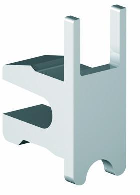 Plaque d'embout SUPRA