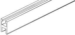 Profilo di fissaggio per vetro/profilo per telaio per vetro EKU