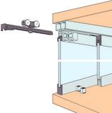 Ferrements pour portes coulissantes EKU-CLIPO 16 GPPK Inslide
