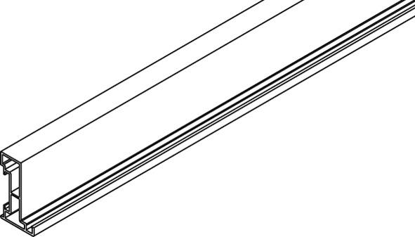 Profili per telai vetro
