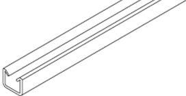 Profils d'étanchéité pour verre EKU
