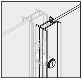 Rahmen-Zylinderschloss ALPHA