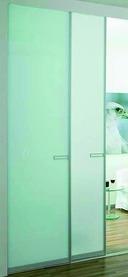 Ferrements pour portes coulissantes ALPHA 2000 - Jeu de construction