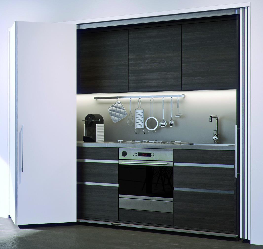 Arredo camera singola for Cerniere ante cucina