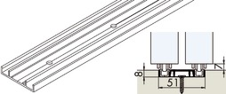 Rail de montage EKU