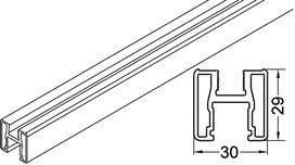 Rahmenprofile vertikal EKU