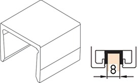 Elemento di centraggio EKU