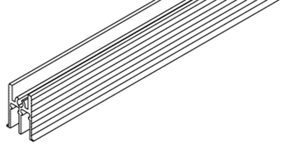 Rail de guidage double EKU