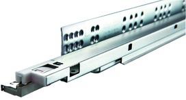 Extension complète sous le tiroir Miraculus avec push to open et soft-close