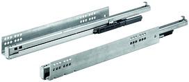 Roulements à double extension HETTICH QUADRO 50 V6+ Silent System