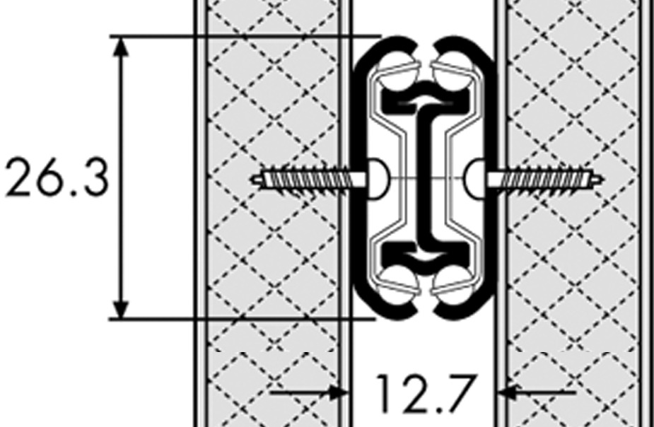 Kugel-Vollauszüge ACCURIDE 2601