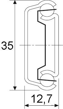 Guide a estrazione semplice ACCURIDE 2132