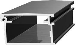 Stecche di chiusura (profilo maniglia) Metallic-Line