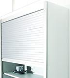 Komplett-Set Aluminiumrollladen-Jalousie-System C3-Box, gewickelt