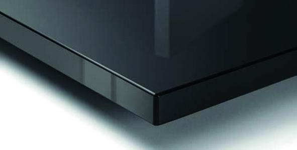 REHAU RAUVISIO Möbelfronten mit Nullfugen-Laserkante