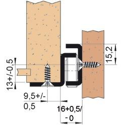 Guide a estrazione semplice FULTERER FR 206
