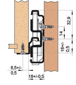 Guide differenziata FULTERER FR 791 SCC