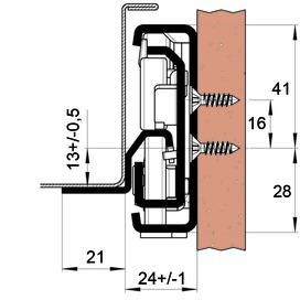 Guide differenziata FULTERER FR 7100 SCC